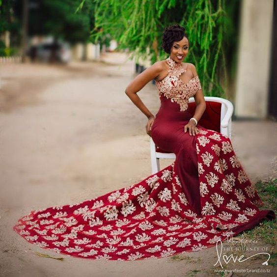 See This Instagram Photo By @africansweetheartweddings