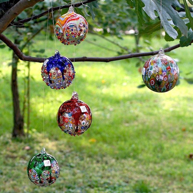Xmas Balls by DIPI #yourmurano #christmastree