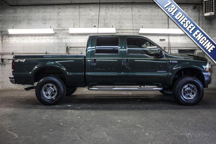 89 best f 350 73 powerstroke images on pinterest ford trucks rare 73l powerstroke diesel 2002 ford f 250 xlt 4x4 truck for sale fandeluxe Choice Image