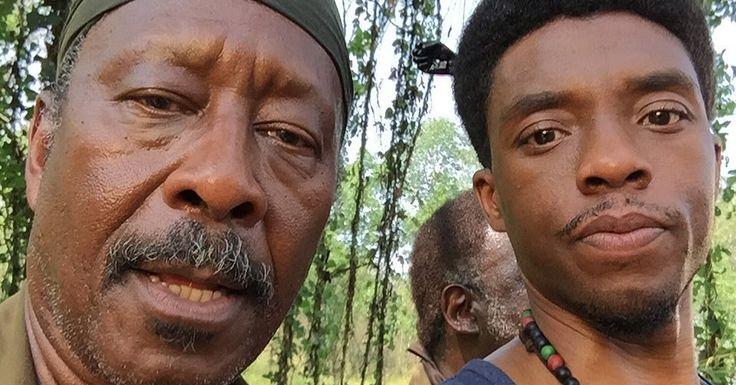 Chadwick Boseman's Costar Clarke Peters 'Regrets' Judging ...