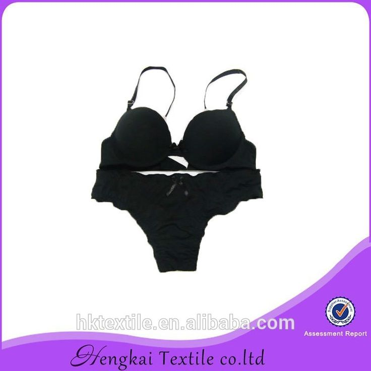 Fancy sexy teenagers new bra panty set