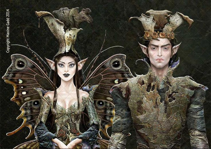 Maxine Gadd published fairy and fantasy artist. Exceptional digital illustrations and mystical beings