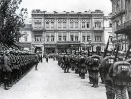 German troops arrive to Kiev