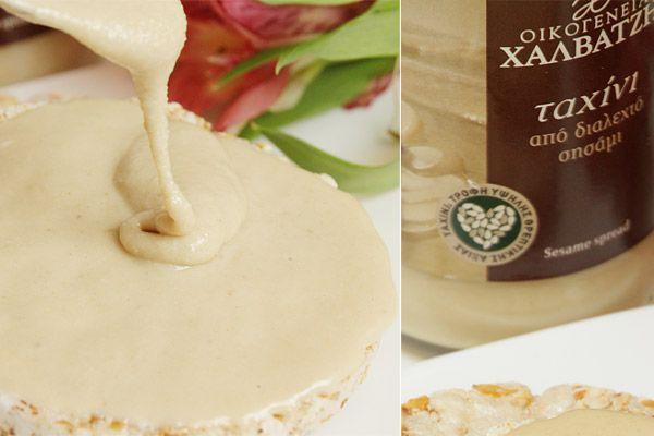 Тахина — кунжутная паста — рецепт с пошаговыми фотографиями на Foodclub.ru