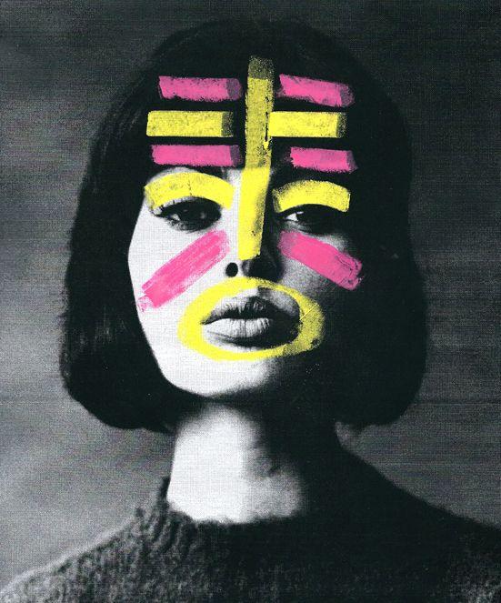 Pastel Portraits - Joe Cruz