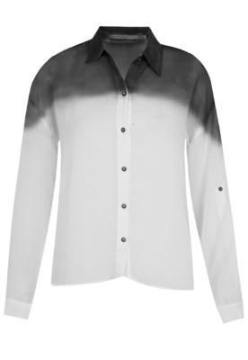 Camisa Espaço Fashion Jateada Branca - Espaço Fashion - Compre em: http://batecabeca.com.br/camisa-espaco-fashion-jateada-branca-espaco-fashion-dafiti.html