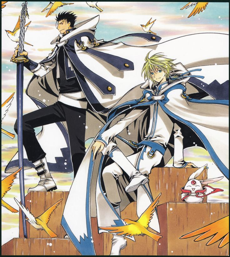 17 Best Images About Tsubasa Chronicles On Pinterest