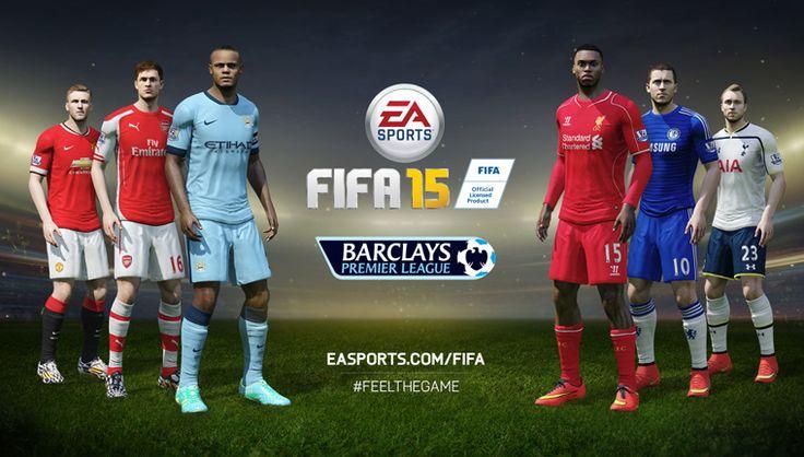 FIFA 15 tựa game bóng đá đang Hot nhất hiện nay dành cho cấc thiết bị di động