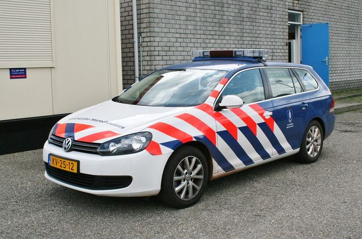 Dutch Military Police Volkswagen Golf 6 Variant 2.0 TDi