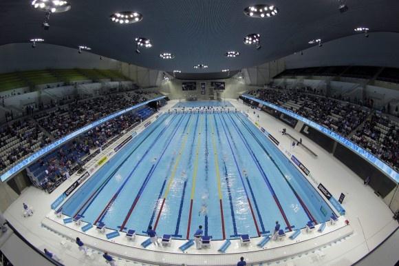 Michael Phelps new stomping ground