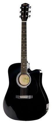 Fender Squier SA-105CE BK #Thomann