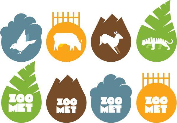 Iconos de animales ZooMet
