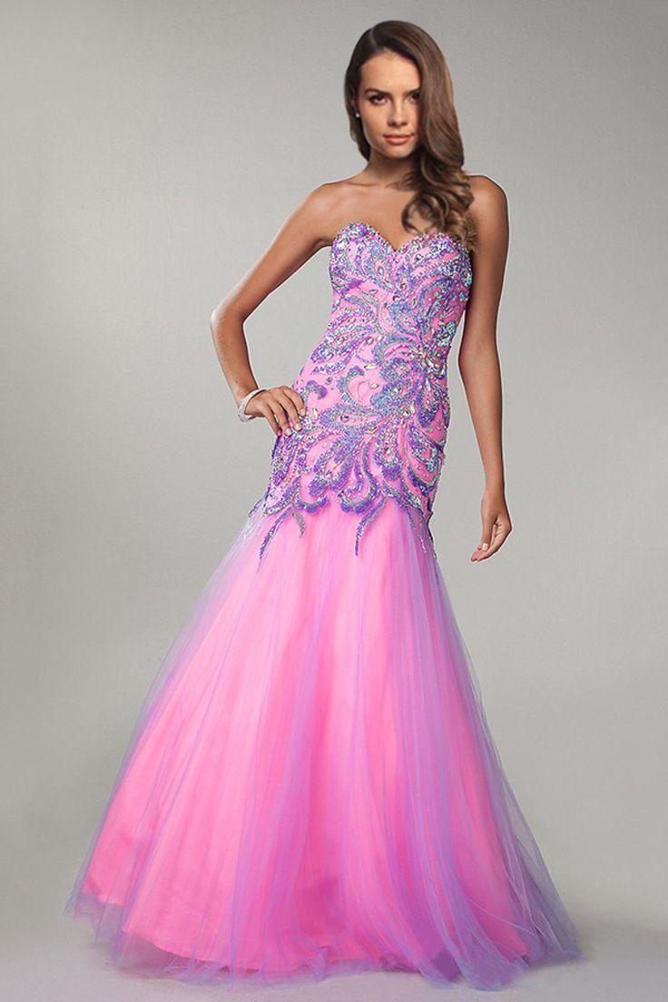 Mejores 32 imágenes de Dress en Pinterest | Vestidos de noche ...