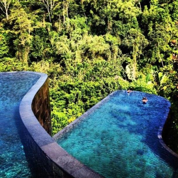 Best 25 Ubud Hanging Gardens Ideas On Pinterest