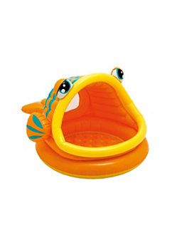 INTEX Baby-zwembad Lazy Fish