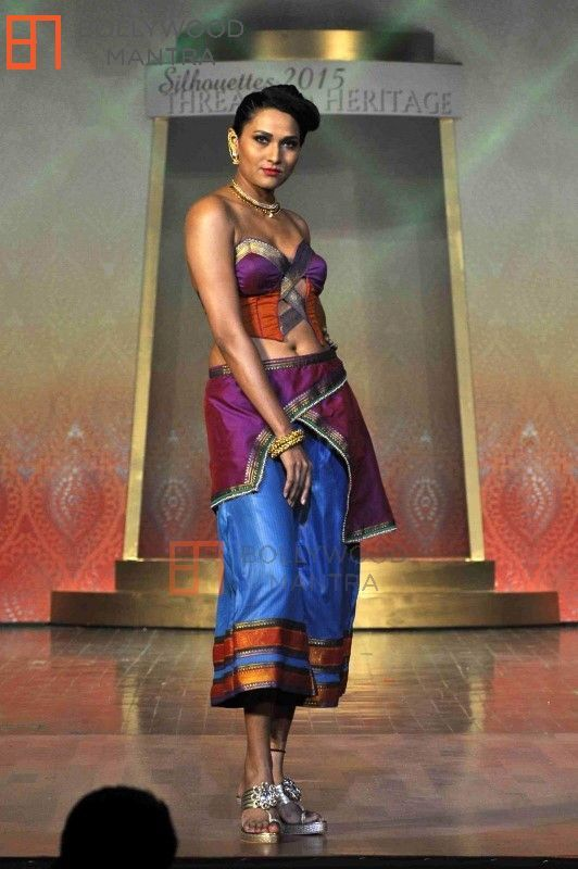 BD Somani Fashion Show 2015