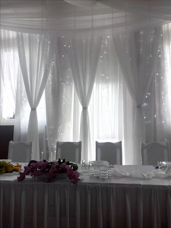 Dekoracje weselne i ślubne HunnyBunny - Galeria - sale