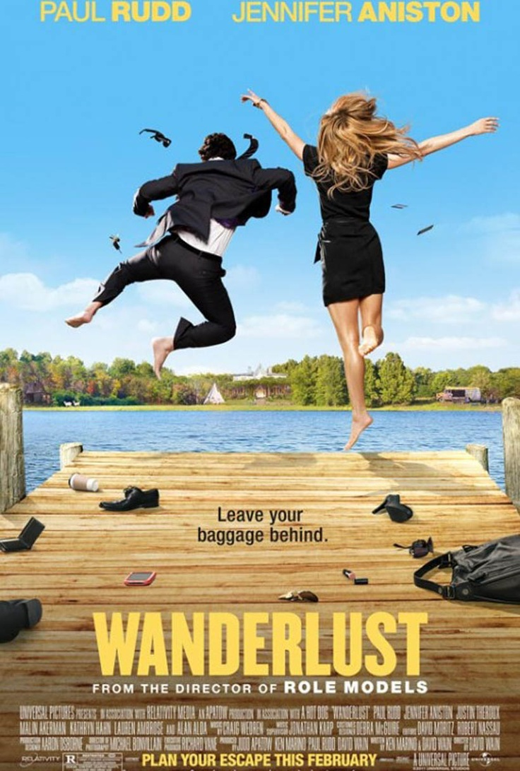 Wanderlust (2012): find more photos, posters and watch or download totally free movie.