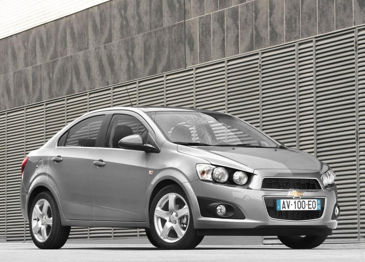 The Chevrolet Aveo Sedan is one of the cars we recommend for cheap economy car hire in Bulgaria.