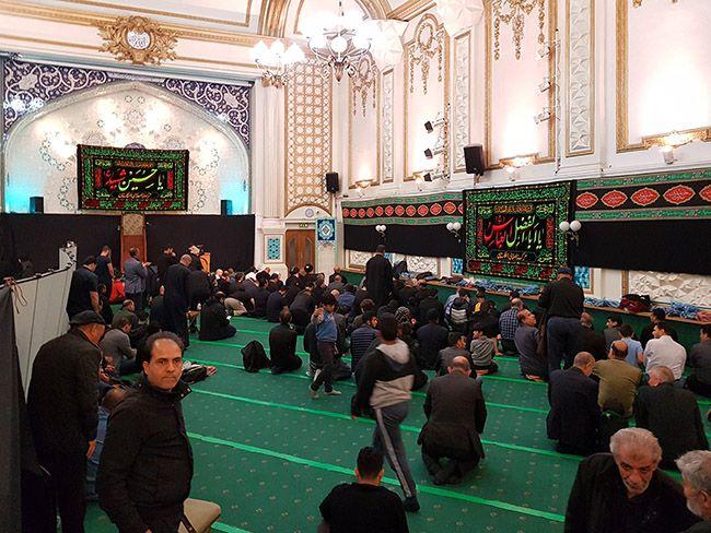 Islamic Centre of England by kombizz.deviantart.com on @DeviantArt