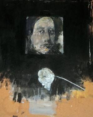 "Saatchi Art Artist Espen Erichsen; Painting, ""Composition V"" #art"