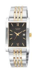 Citizen Quartz Stainless Steel Watch