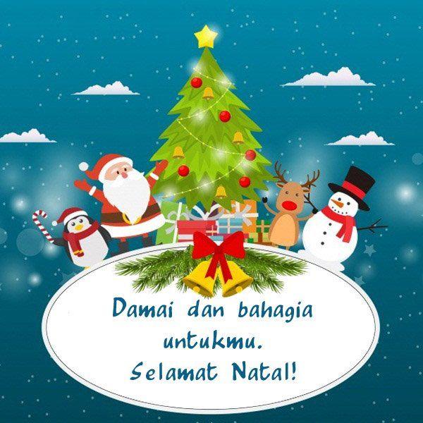 50 Ucapan Selamat Natal Bahasa Indonesia Plus Gambar Gambar Kartu Natal Terbaru Mamikos Info Kartu Natal Selamat Natal Ucapan Natal