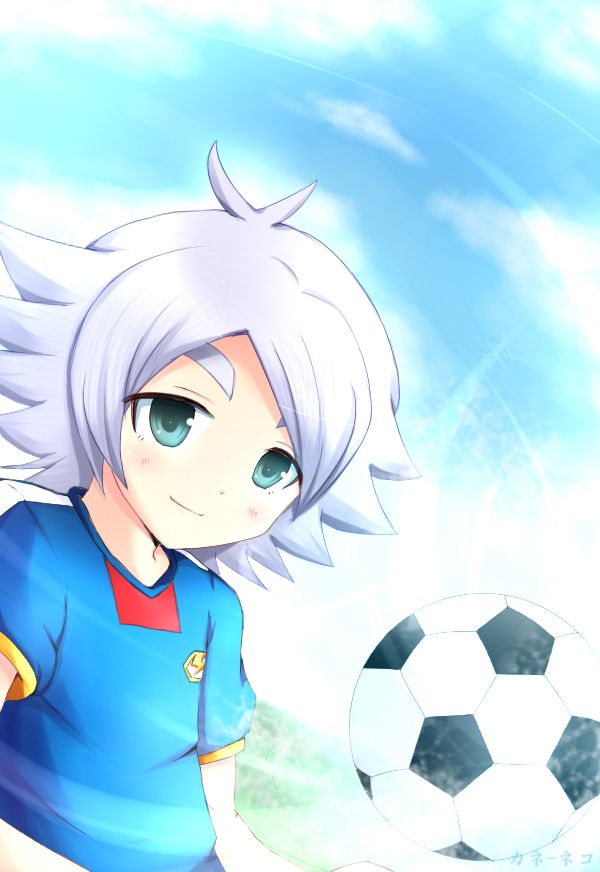Inazuma Eleven - Fubuki Eternal Blizzard by KANE-NEKO.deviantart.com on @deviantART ♥