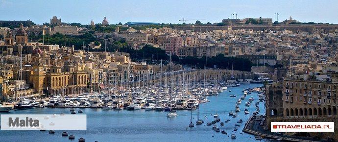 Kwietniowe i majowe last minute Malta