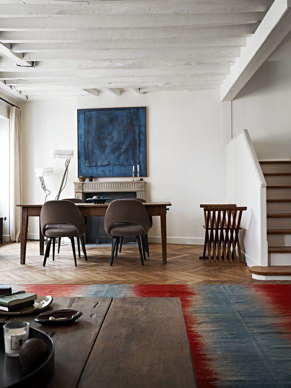 Rue du Pré aux Clercs, 75007 Paris   Apartment for sale   Designed by A+B Kasha   #abkasha #ABruedupreauxclercs #ABdesigns