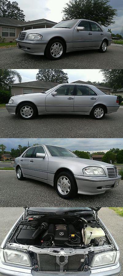 Luxury Cars: 1999 Mercedes-Benz C-Class C280 Luxury Car 1999 Mercedes Benz C280 -> BUY IT NOW ONLY: $1150 on eBay!
