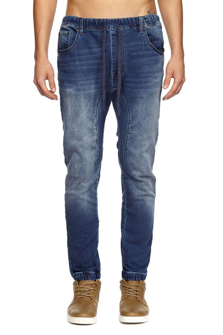Kit Track Denim Pant | Cotton On