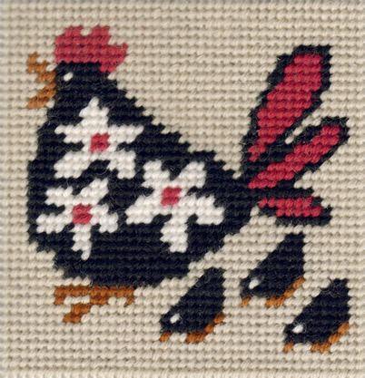Mini Chicks Starter Tapestry Kit