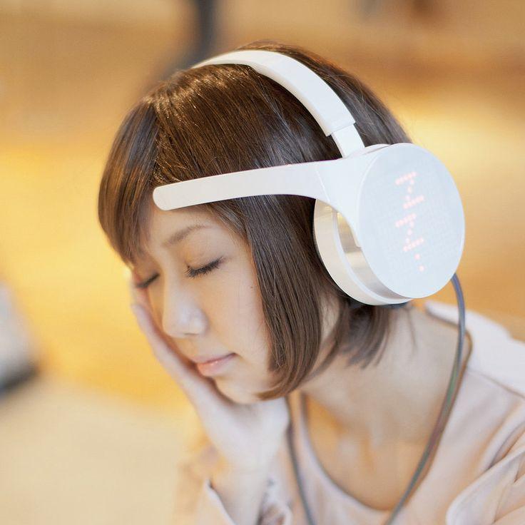 Mico Headphones Function as Musical Mood Ring
