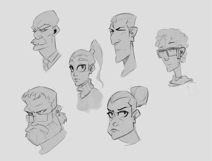 Some doodles by DanielAraya on DeviantArt