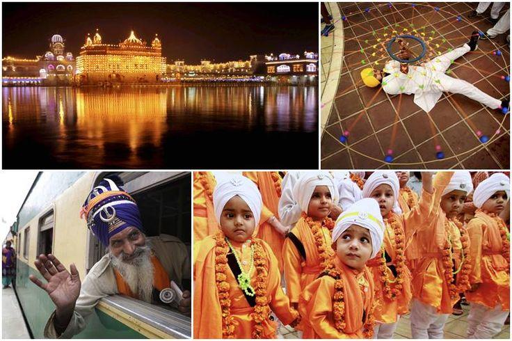 Guru Nanak Jayanti 2017: Check out how India, Pakistan are celebrating Gurupurab