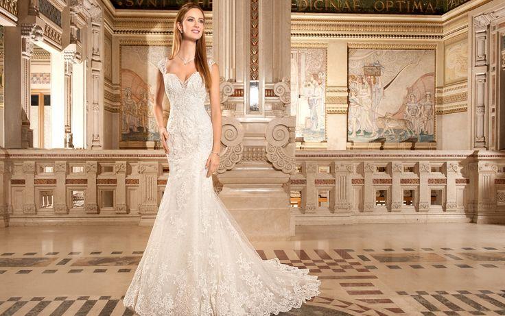 Wedding Gowns 2015: Demetrios 2015 Wedding Dress Style 1484