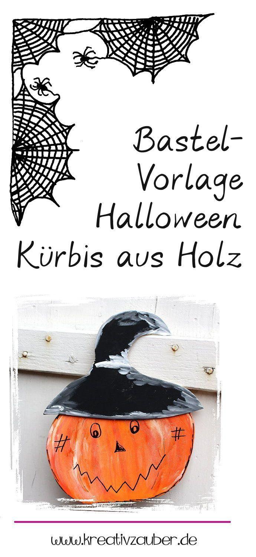 Halloween Basteln Holz.Kürbis Basteln Geschenke Basteln Und Selber Machen Halloween Und