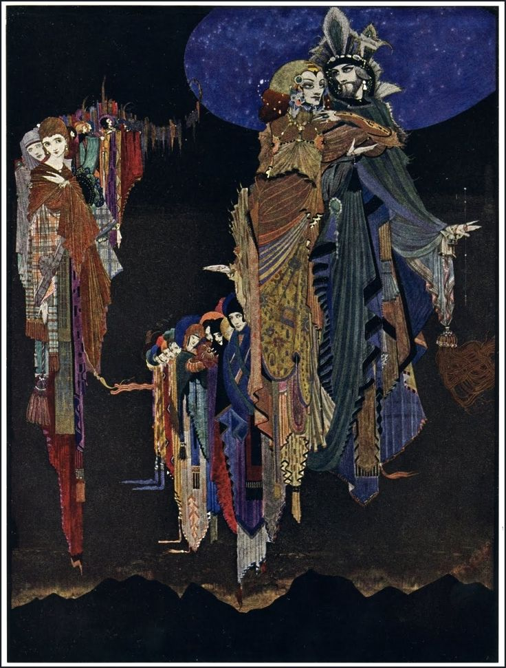 Harry_Clarke_The_Colloquy_of_Monos_and_Una.jpg (1030×1360)