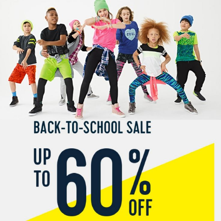 Up to 60% off Back-to-School Sale  @ Old Navy | outfits for kids + school clothes + school uniforms + deals on kids clothes for fall