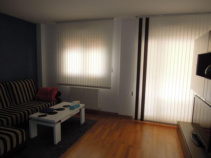 Fotos salones 2013 cortinas verticales vertical - Cortinas de salon fotos ...