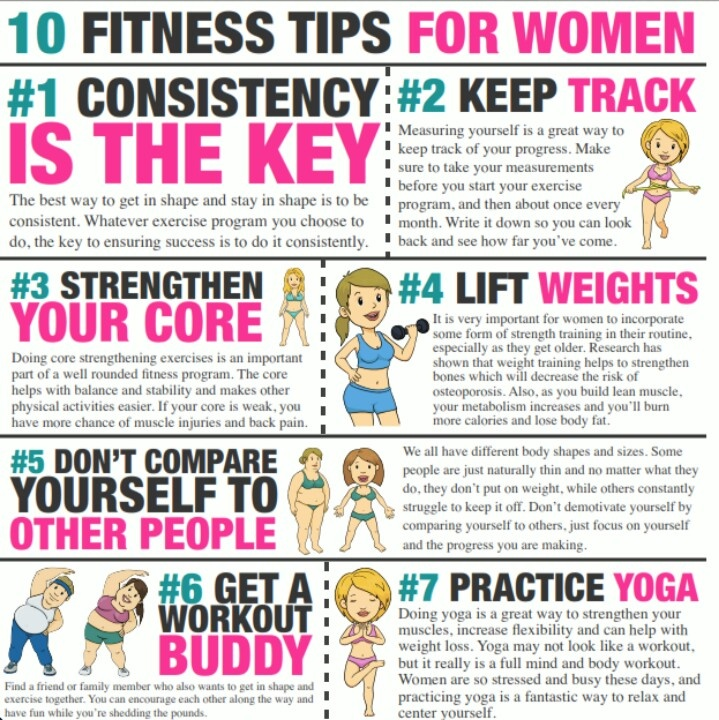 10 Fitness Tips For Women! 9Round in Northville, MI is a ...