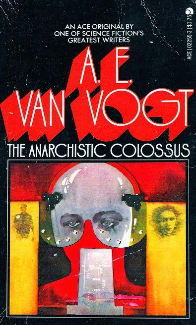 A.E. Van Volt - the anarchistic colossus