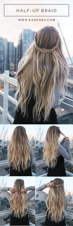 City Braids Hair Tutorial – Kassinka #summer #hairstyles #braid