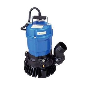 """Tsurumi Pump HS2.4S-62 Tsurumi HS2.4S-62 - 53 GPM (2"""") Submersible Trash Pump at Water Pumps Direct includes free shipping, a factory-direct discount and a tax-free guarantee."""
