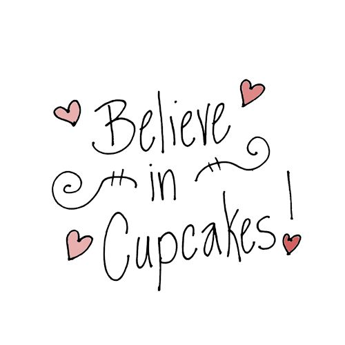 Cupcake magic!