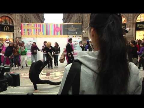 Style.it e il Micra Freddy flash mob a passi di danza