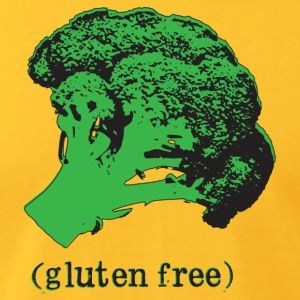 BROCCOLI (gluten free) - Eating healthy can be hard enough in this society of processed food that offers lots of calories and little nutrition. But it's a million times worse for people with celiac disease! Constantly reading food labels to find gluten free products can be a pain. Fear not! Broccoli to the rescue!!!