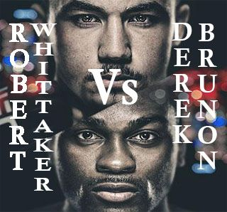 UFC Live Stream - Robert Whittaker Vs Derek Brunson (November 26, 2016 - 10 PM ET) Rod Laver Arena Melbourne, Australia
