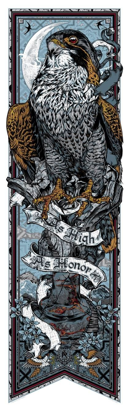 rhys cooper game of thrones banners - Pesquisa Google
